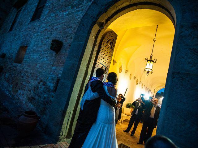 Il matrimonio di Benedetta e Andrea a Montespertoli, Firenze 38