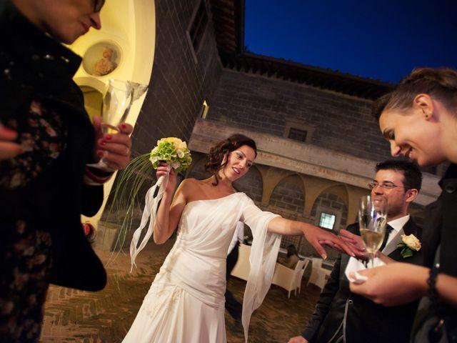 Il matrimonio di Benedetta e Andrea a Montespertoli, Firenze 39