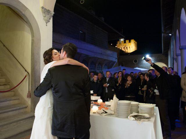 Il matrimonio di Benedetta e Andrea a Montespertoli, Firenze 40