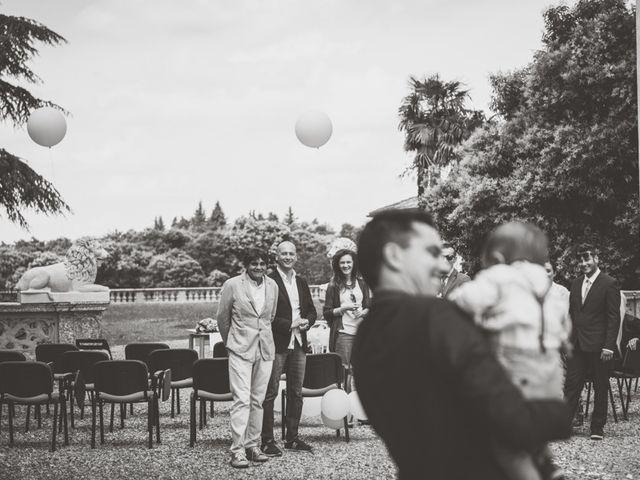 Il matrimonio di Pier Luigi e Fabiana a Casatenovo, Lecco 30