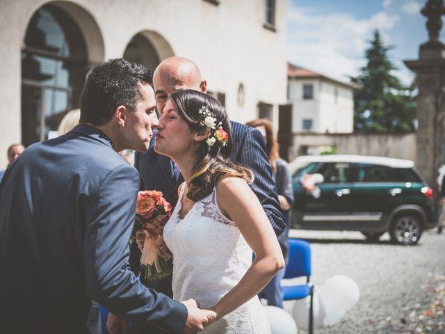 Il matrimonio di Pier Luigi e Fabiana a Casatenovo, Lecco 32