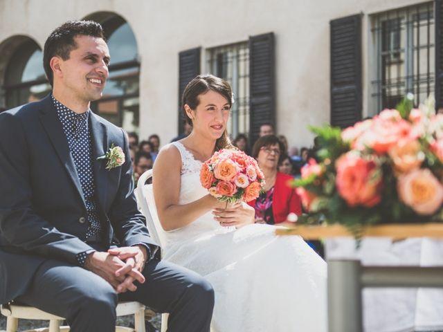 Il matrimonio di Pier Luigi e Fabiana a Casatenovo, Lecco 33