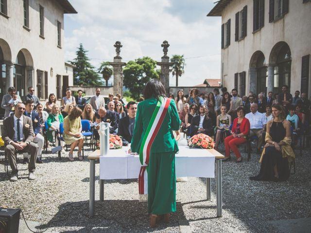 Il matrimonio di Pier Luigi e Fabiana a Casatenovo, Lecco 34