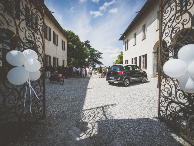 Il matrimonio di Pier Luigi e Fabiana a Casatenovo, Lecco 35