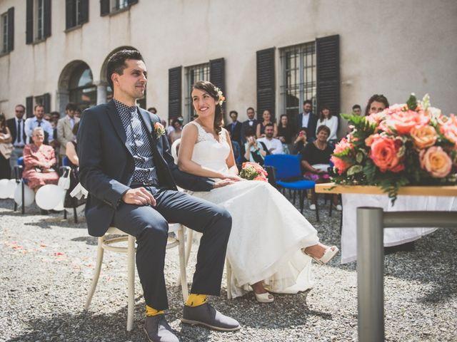 Il matrimonio di Pier Luigi e Fabiana a Casatenovo, Lecco 36