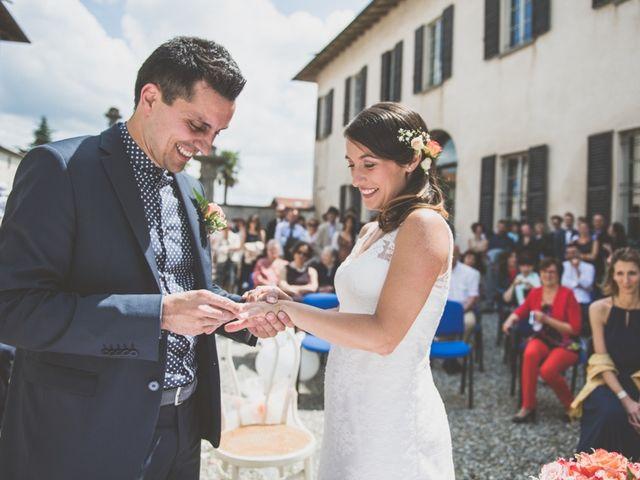 Il matrimonio di Pier Luigi e Fabiana a Casatenovo, Lecco 39