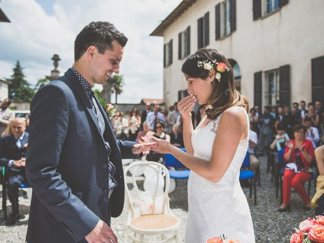 Il matrimonio di Pier Luigi e Fabiana a Casatenovo, Lecco 40