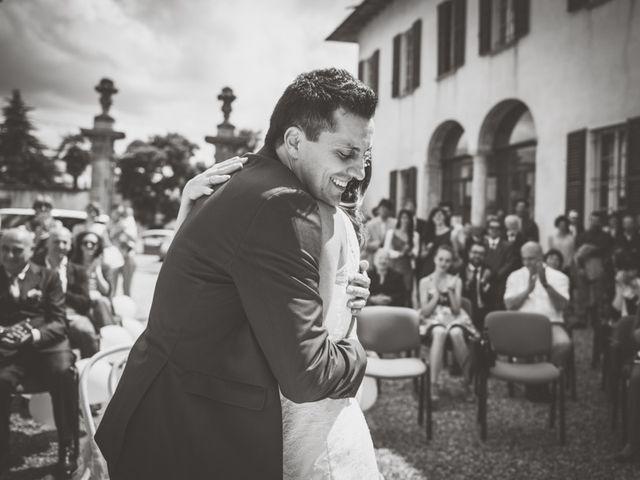 Il matrimonio di Pier Luigi e Fabiana a Casatenovo, Lecco 42