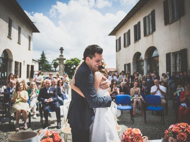 Il matrimonio di Pier Luigi e Fabiana a Casatenovo, Lecco 43