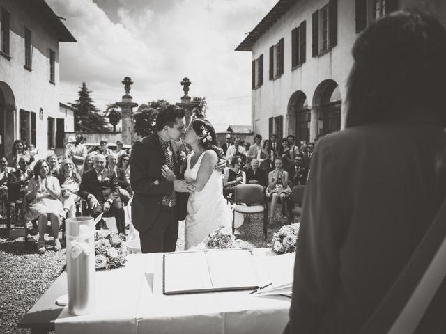 Il matrimonio di Pier Luigi e Fabiana a Casatenovo, Lecco 44