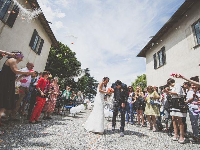 Il matrimonio di Pier Luigi e Fabiana a Casatenovo, Lecco 45