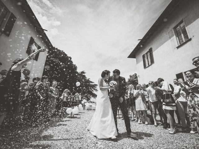 Il matrimonio di Pier Luigi e Fabiana a Casatenovo, Lecco 46