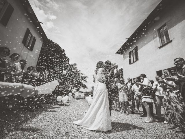 Il matrimonio di Pier Luigi e Fabiana a Casatenovo, Lecco 48