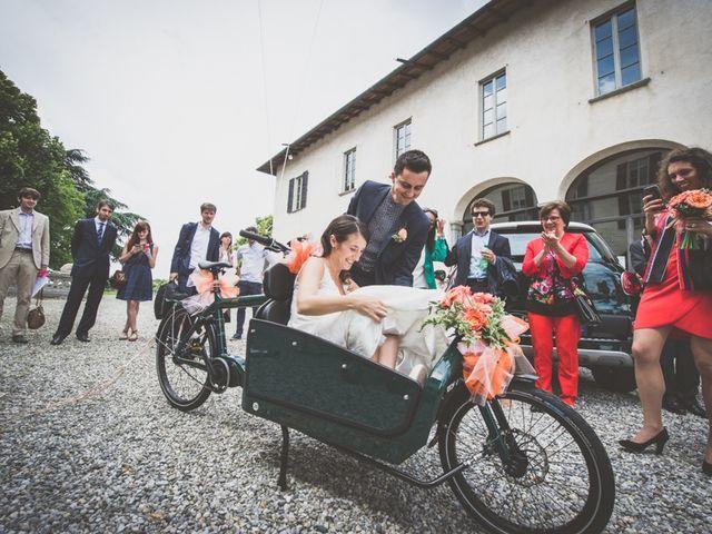 Il matrimonio di Pier Luigi e Fabiana a Casatenovo, Lecco 51