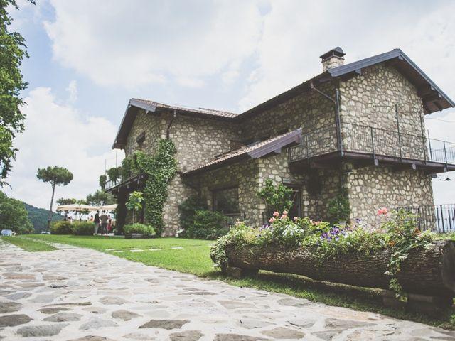 Il matrimonio di Pier Luigi e Fabiana a Casatenovo, Lecco 55