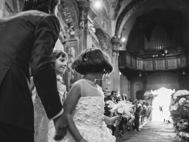 Il matrimonio di Marcello e Cristina a Salussola, Biella 9