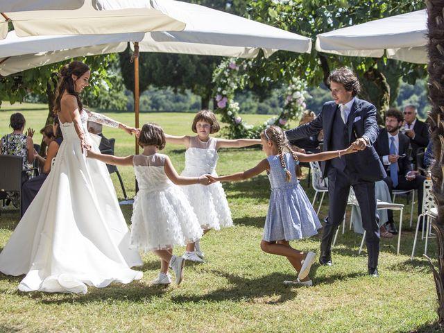 Il matrimonio di Marcello e Cristina a Salussola, Biella 16