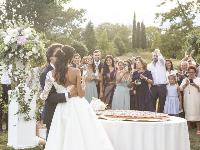 Il matrimonio di Marcello e Cristina a Salussola, Biella 21