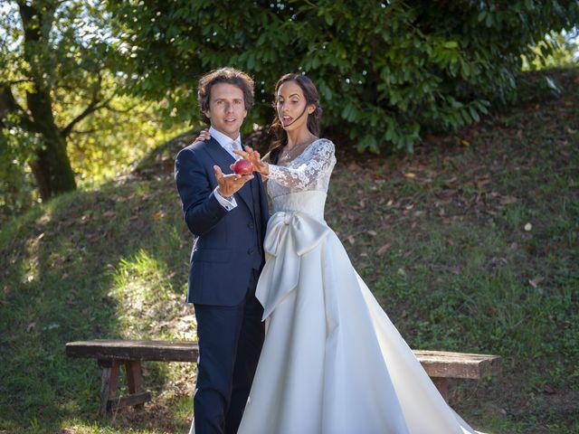 Il matrimonio di Marcello e Cristina a Salussola, Biella 24