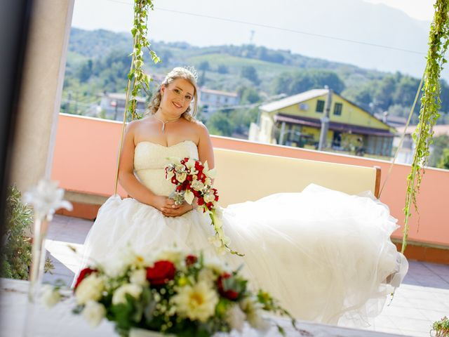 Il matrimonio di Antonio e Mariagrazia a Telese Terme, Benevento 7