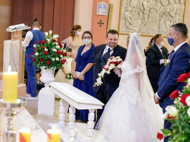 Il matrimonio di Antonio e Mariagrazia a Telese Terme, Benevento 24