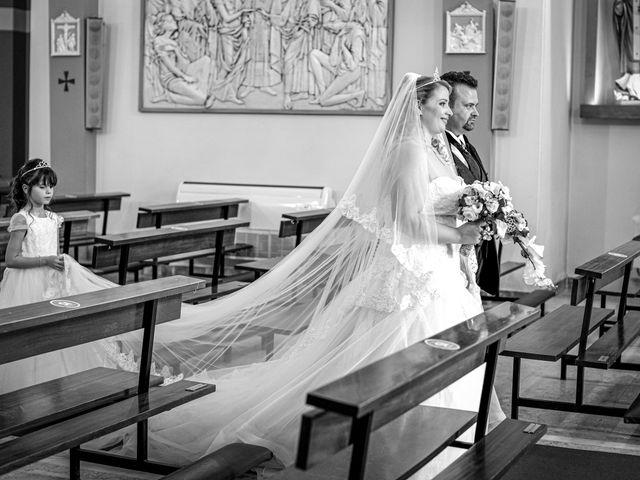 Il matrimonio di Antonio e Mariagrazia a Telese Terme, Benevento 25