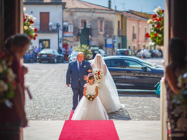 Il matrimonio di Antonio e Mariagrazia a Telese Terme, Benevento 26