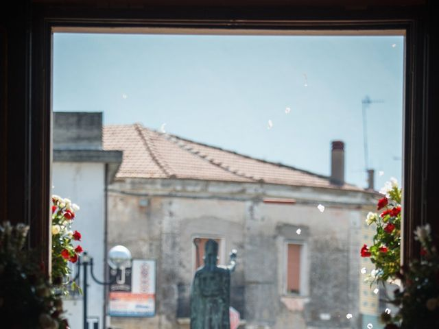 Il matrimonio di Antonio e Mariagrazia a Telese Terme, Benevento 27