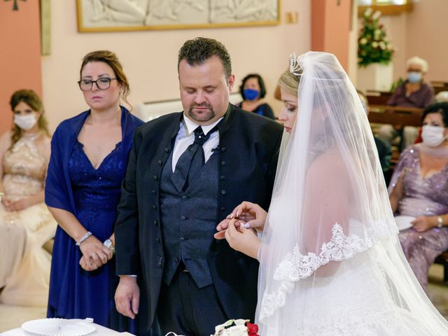 Il matrimonio di Antonio e Mariagrazia a Telese Terme, Benevento 29