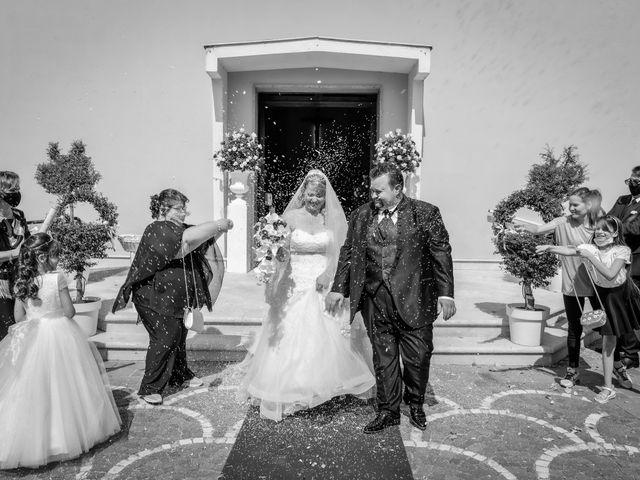 Il matrimonio di Antonio e Mariagrazia a Telese Terme, Benevento 30