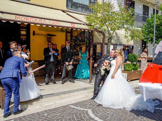 Il matrimonio di Antonio e Mariagrazia a Telese Terme, Benevento 32