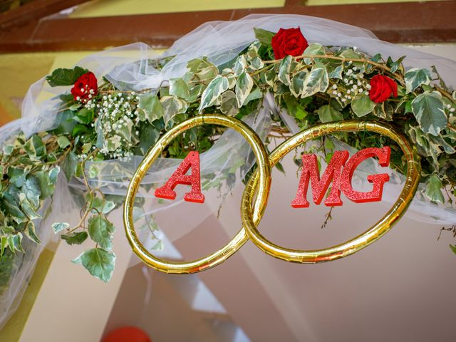 Il matrimonio di Antonio e Mariagrazia a Telese Terme, Benevento 42