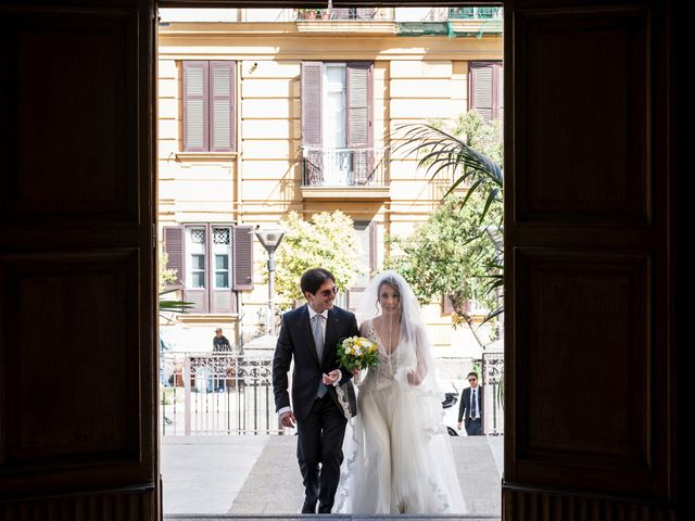 Il matrimonio di Luciana e Rocco a Napoli, Napoli 21