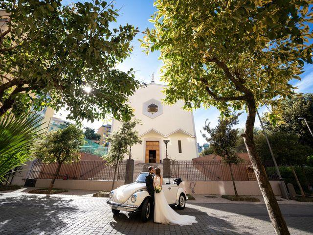 Il matrimonio di Luciana e Rocco a Napoli, Napoli 25