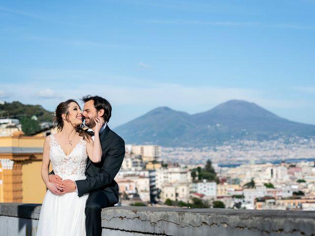 Il matrimonio di Luciana e Rocco a Napoli, Napoli 27