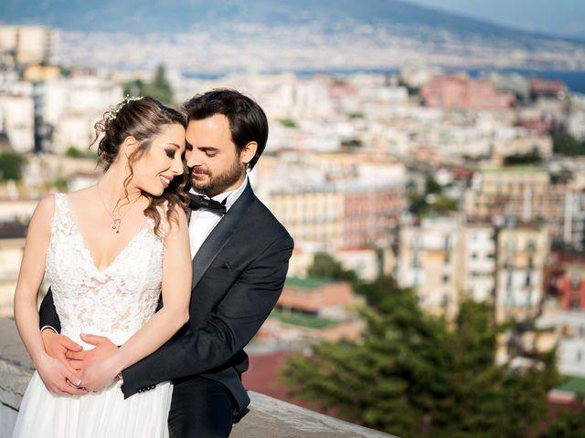 Il matrimonio di Luciana e Rocco a Napoli, Napoli 28