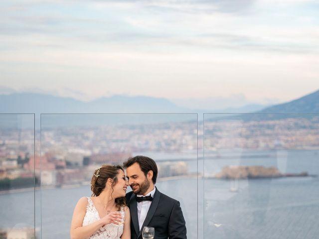 Il matrimonio di Luciana e Rocco a Napoli, Napoli 35