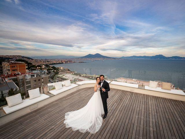 Il matrimonio di Luciana e Rocco a Napoli, Napoli 36