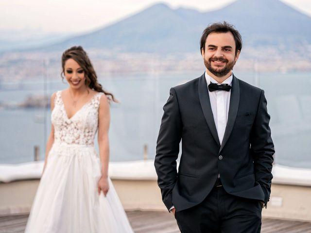 Il matrimonio di Luciana e Rocco a Napoli, Napoli 38