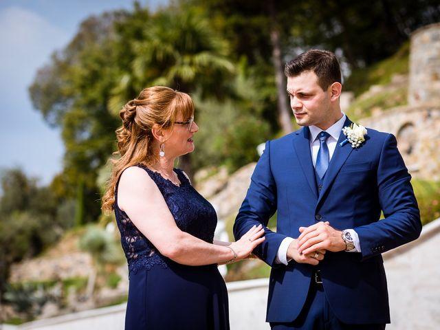 Il matrimonio di Danny e Lara a Trescore Balneario, Bergamo 30