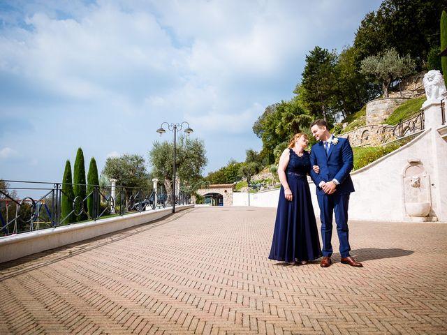 Il matrimonio di Danny e Lara a Trescore Balneario, Bergamo 31