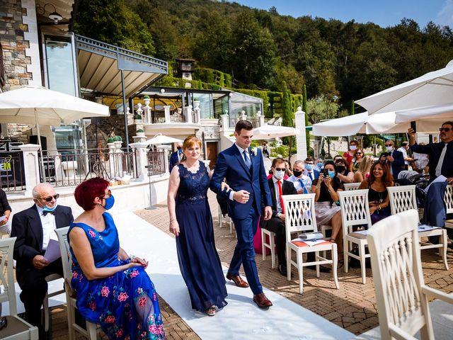 Il matrimonio di Danny e Lara a Trescore Balneario, Bergamo 32