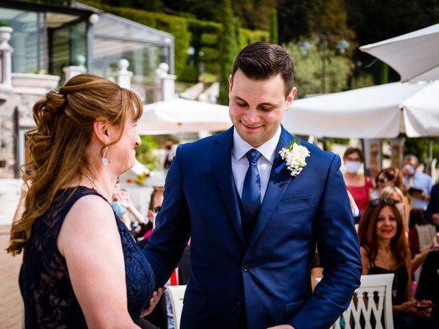 Il matrimonio di Danny e Lara a Trescore Balneario, Bergamo 33