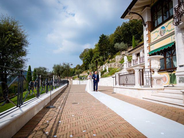 Il matrimonio di Danny e Lara a Trescore Balneario, Bergamo 35