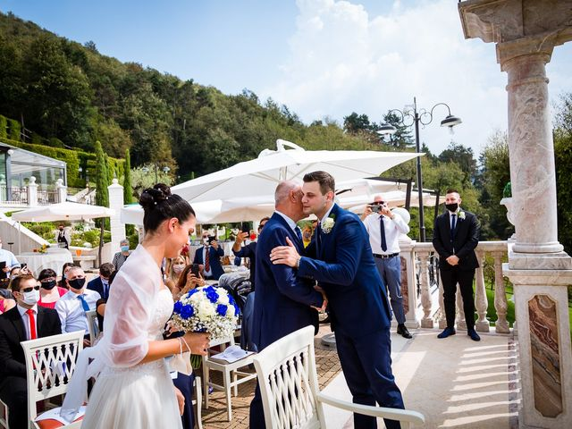 Il matrimonio di Danny e Lara a Trescore Balneario, Bergamo 38