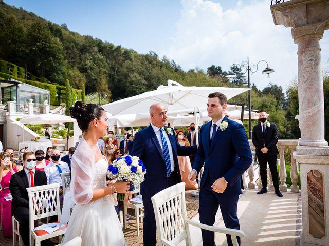 Il matrimonio di Danny e Lara a Trescore Balneario, Bergamo 39
