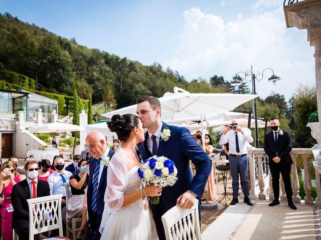 Il matrimonio di Danny e Lara a Trescore Balneario, Bergamo 40