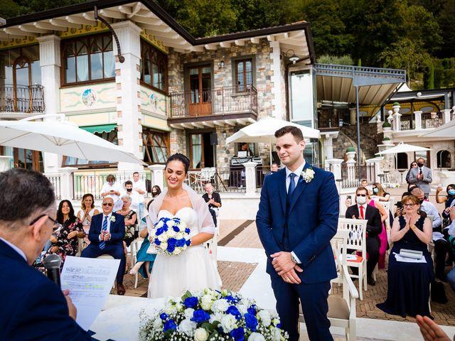 Il matrimonio di Danny e Lara a Trescore Balneario, Bergamo 42