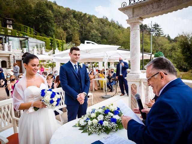 Il matrimonio di Danny e Lara a Trescore Balneario, Bergamo 45
