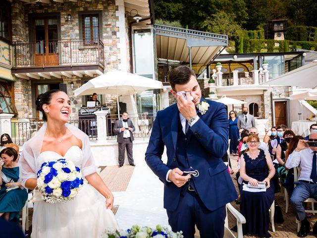 Il matrimonio di Danny e Lara a Trescore Balneario, Bergamo 47